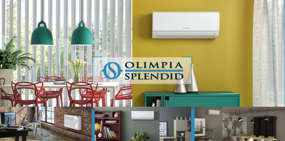 Assistenza tecnica climatizzatori e caldaie Olimpia Splendid lecce e brindisi
