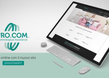 nuovo sito ProCom online