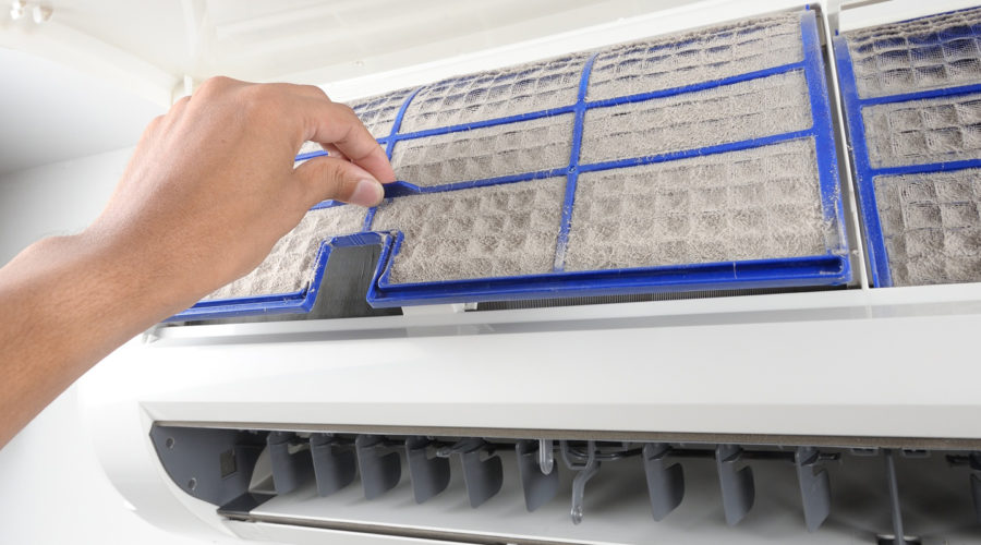 manutenzione programmata di condizionatori e climatizzatori lecce e brindisi