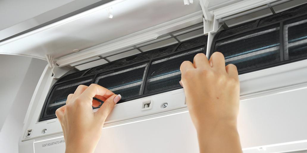 corretta manutenzione condizionatori d'aria