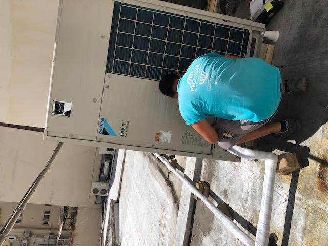 installazione impianto vrv lecce