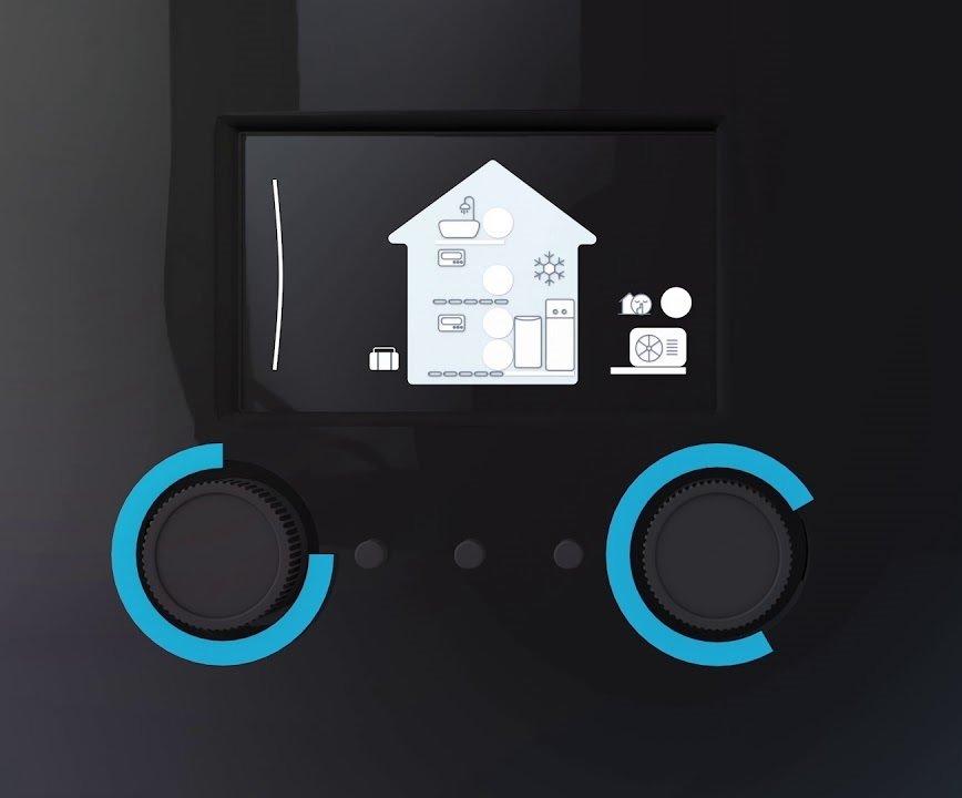 Interfaccia utente avanzata Daikin Eye