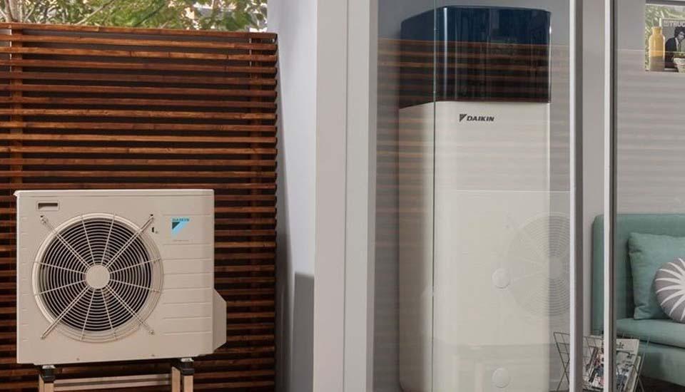 classe energetica pompa di calore